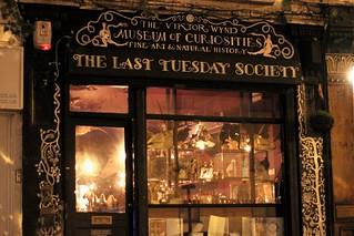 The Last Tuesday Society | by The Art of Exploring