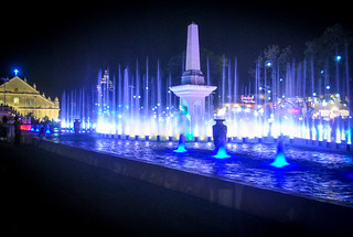 Dancing Fountain | by couplemeetsworld
