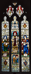 St Martha, St Gabriel and St Mary of Bethany (Powell & Sons, 1921)