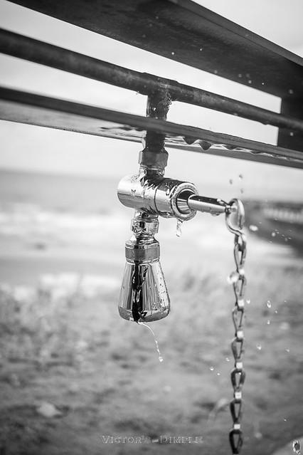 Leaking tap