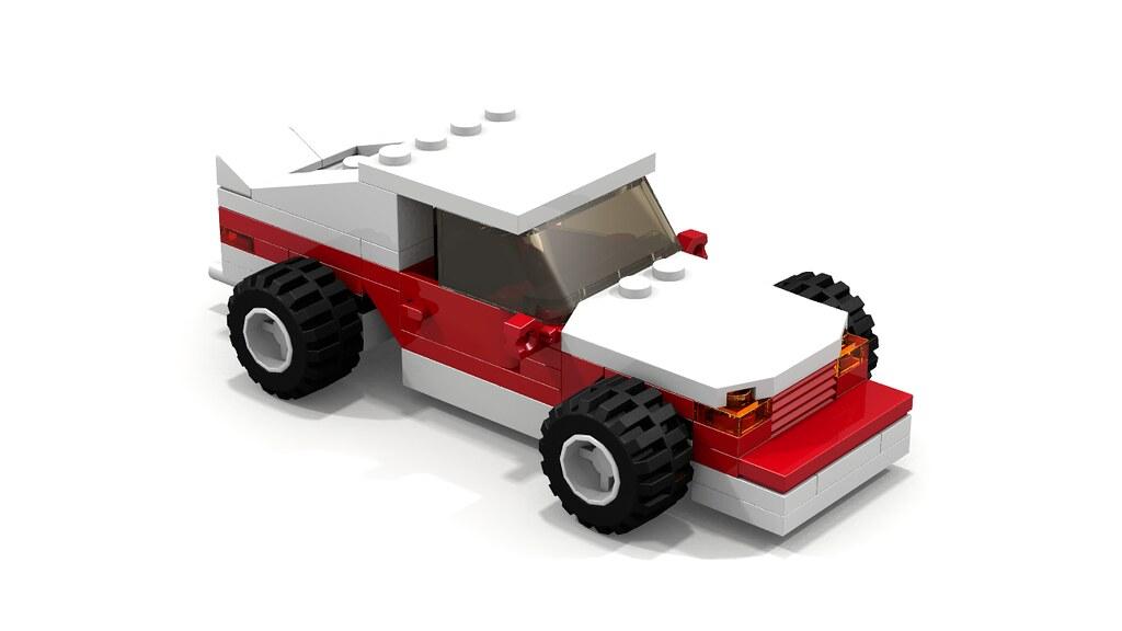 LEGO Racing Car | Building instructions: www youtube com/wat… | Flickr