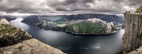 Lysefjord - Norway - Landscape, travel photography | by Giuseppe Milo (www.pixael.com)