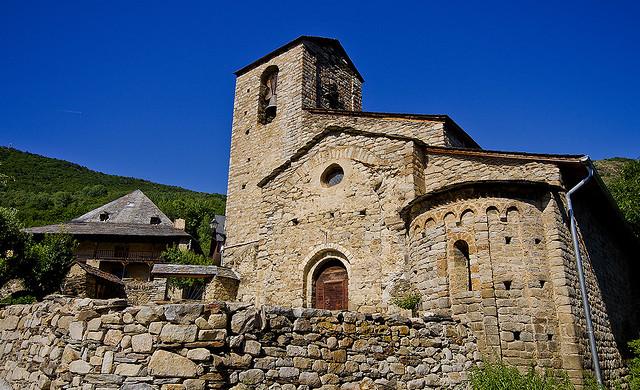 Sant Pere de Sorpe / Sorpe church