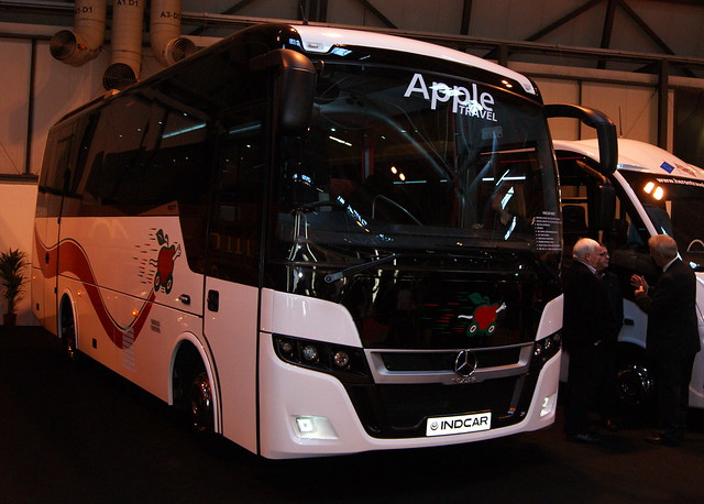 Coach and Bus Live 2015