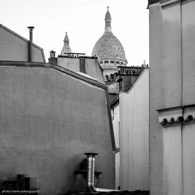 Montmartre Sacre-Cœur Basilica