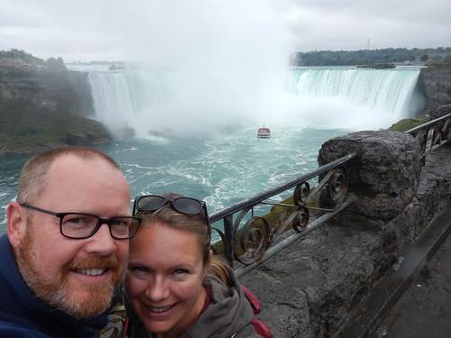 Niagara Falls - Canedian Falls - 1