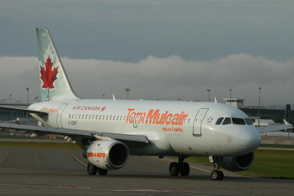 C-GBIP Air Canada A319