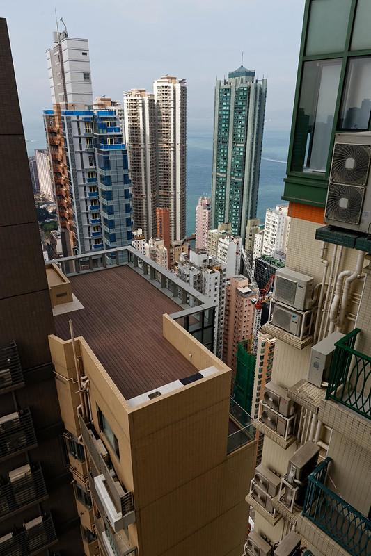 Hong Kong - urban abyss