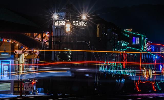 180 ton diesel electric locomotive - 1956