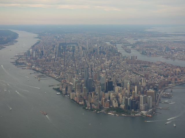 201609264 AC720 YYZ-LGA New York City