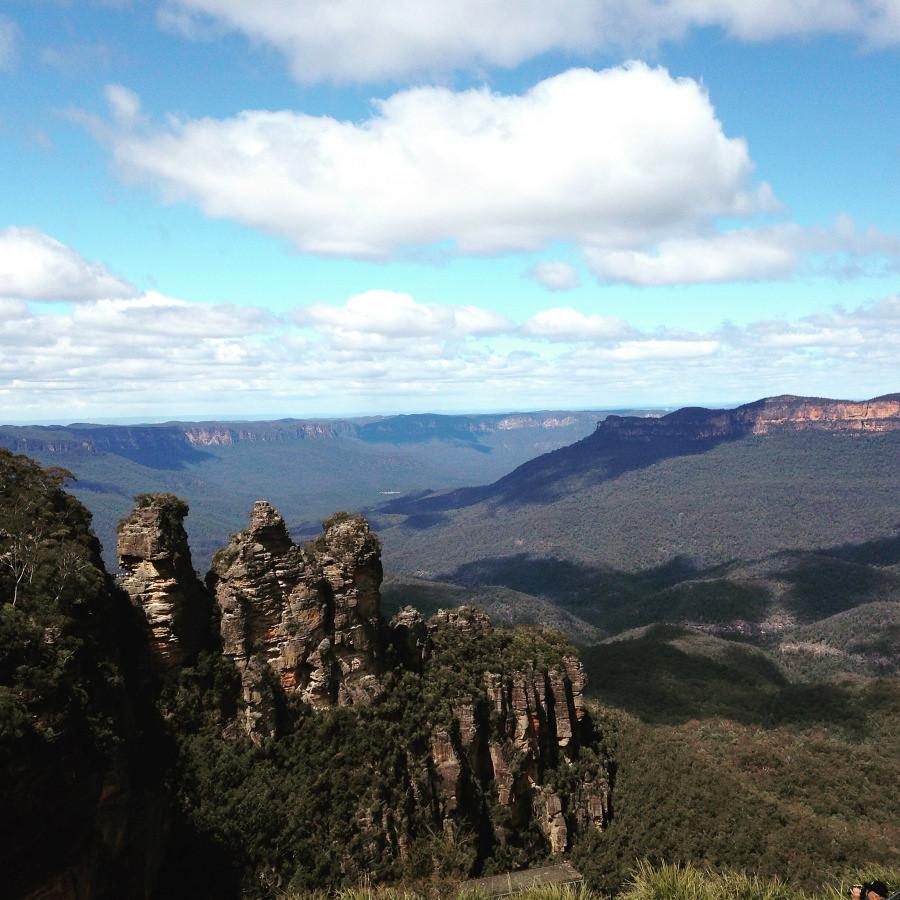 Jugan, Ashleigh; Sydney, Australia - Blue Mountains