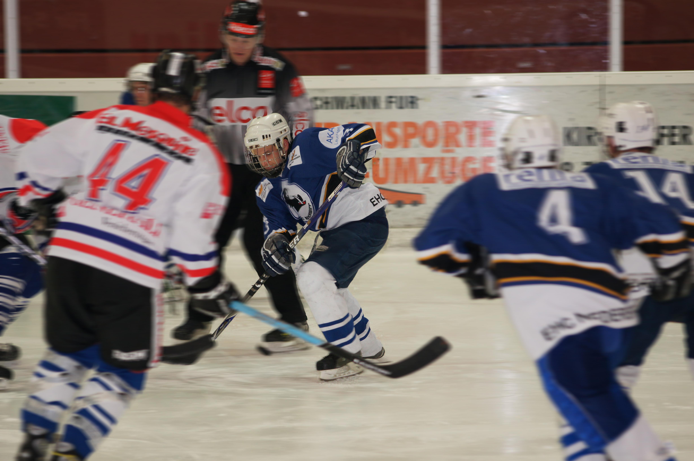 EHCN vs EHCH Nordiques 21.11.10