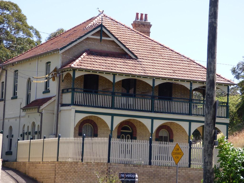 West Ryde & Denistone, NSW Nov.2016