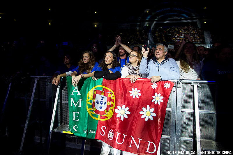 James - MEO Arena '16