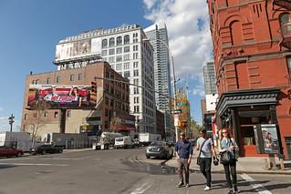 Tenth Avenue - New York City (USA)