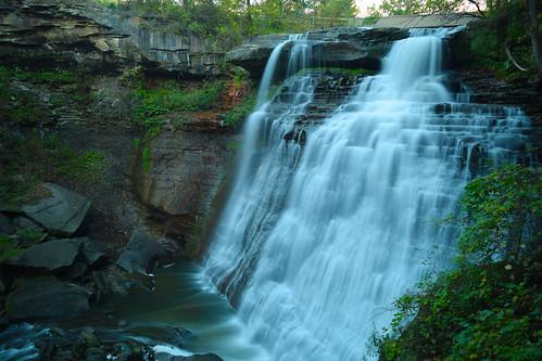 green nature water beautiful waterfall bridalveil brandywine