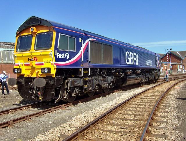 66730 (23-5-09) Eastleigh