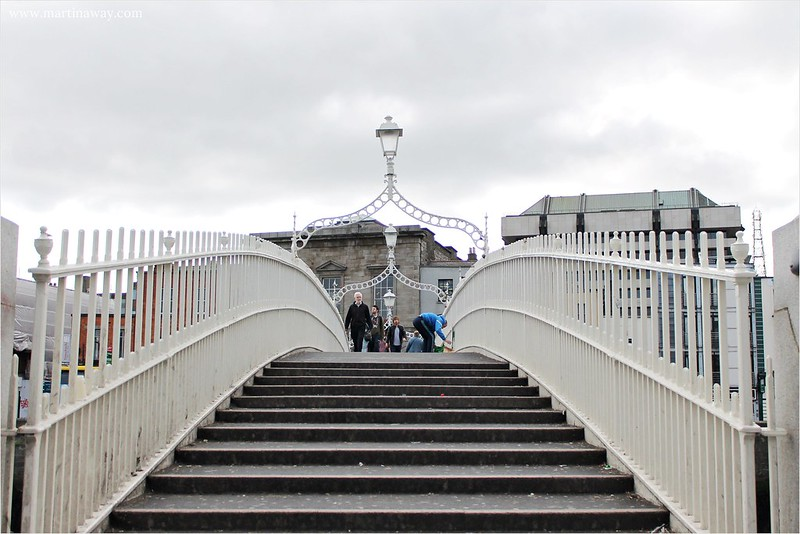 Ha'penny Bridge, Film ambientati in Irlanda