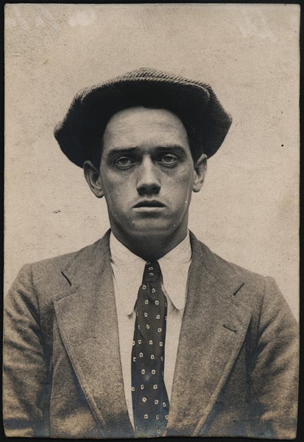 John W. Hoole alias Thomas McNeish, arrested for stealing money