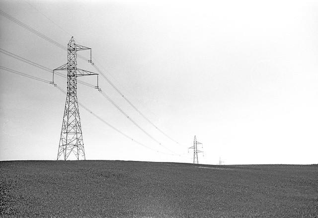 Electric landscape