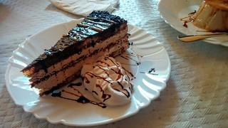 Marina d'Or Ciudad de Vacaciones | Asador Cristina | Tarta tres chocolates | by moverelbigote