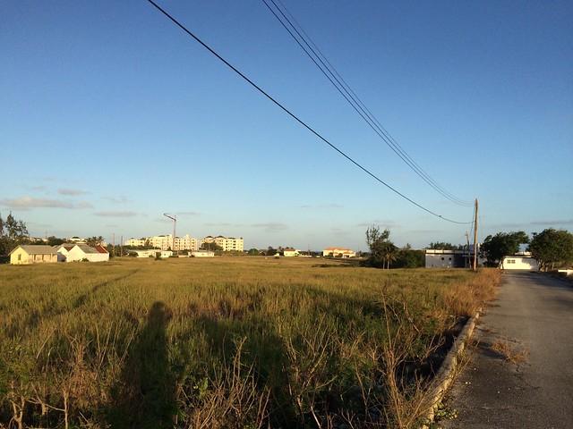 日, 2015-12-06 15:59 - Foul Bay Roadから見た宿