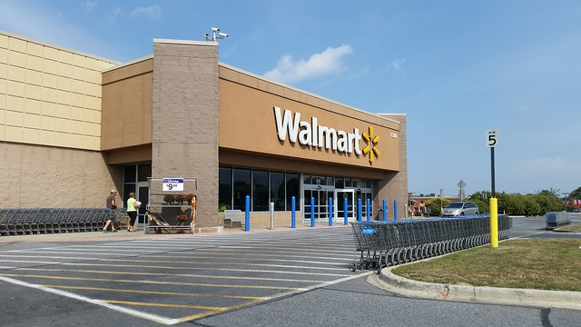 Walmart Eldersburg MD