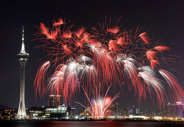 Portuguese Fireworks 葡國煙花