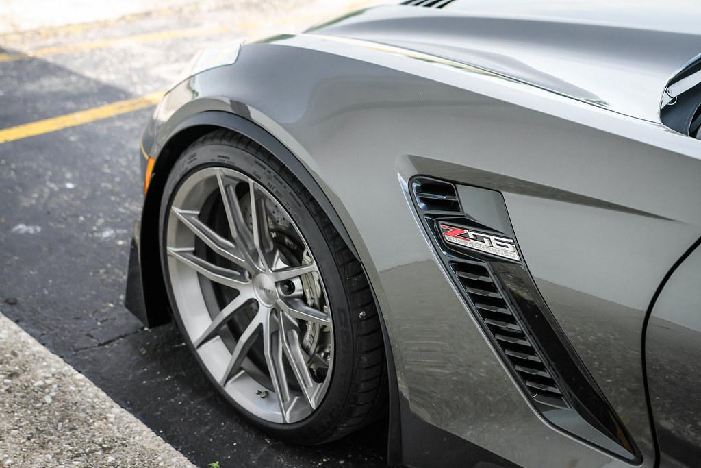 FOR SALE: Forgeline C7 Corvette Z06 on AR1 Wheels | FOR ...