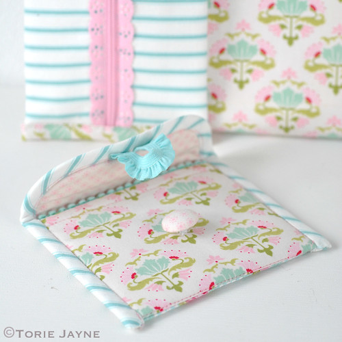 Pretty coin purse | by toriejayne