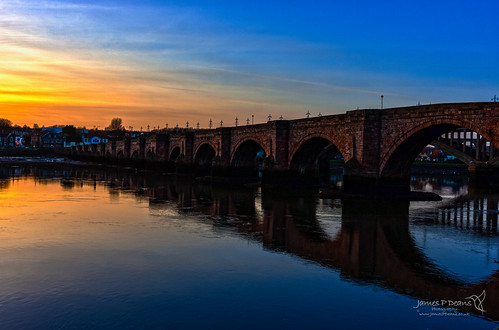 digital downloads for licence timeofday england bridge gb reflection berwickupontweed prints sale sunset unitedkingdom rivertweed northumberland man who has everything britain river roads arch history landscape roadbridge europe neengland uk james p deans photography digitaldownloadsforlicence jamespdeansphotography printsforsale forthemanwhohaseverything