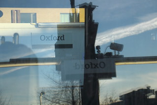 Reflections of Oxford   by Sir Trev