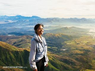 Mt. Balingkilat - Nagsasa Traverse   by justinvawter.com