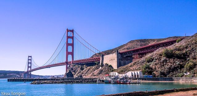 San Francisco from Cavallo Point-1