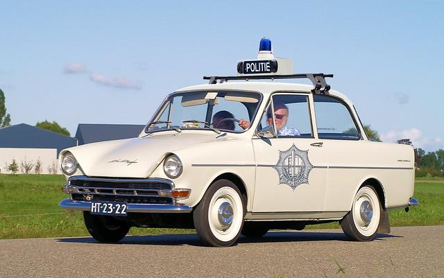 DAF Daffodil ( type 30 ) Politie