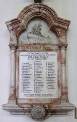 HMS Birkenhead memorial
