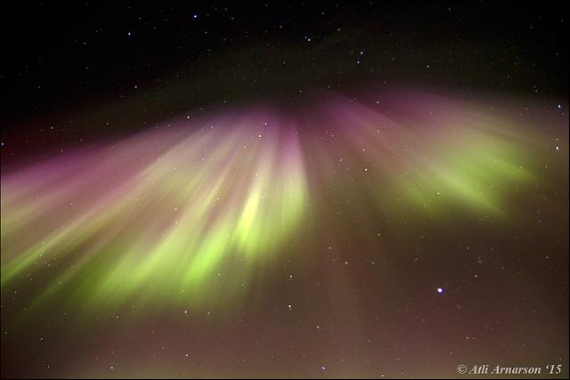 Aurora borealis VI