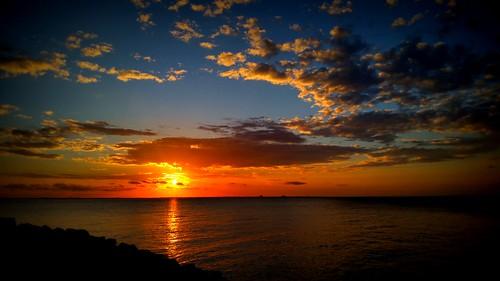 sunset gulfbreeze skyporn