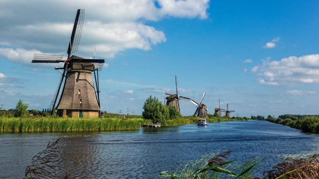 Molens - Kinderdijk - Holland - Rijksmonumenten | *Alle nege… | Flickr