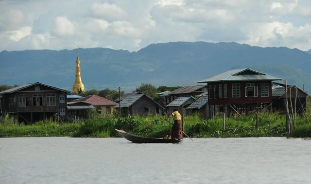 Inle lake, Myanmar   D700 1310