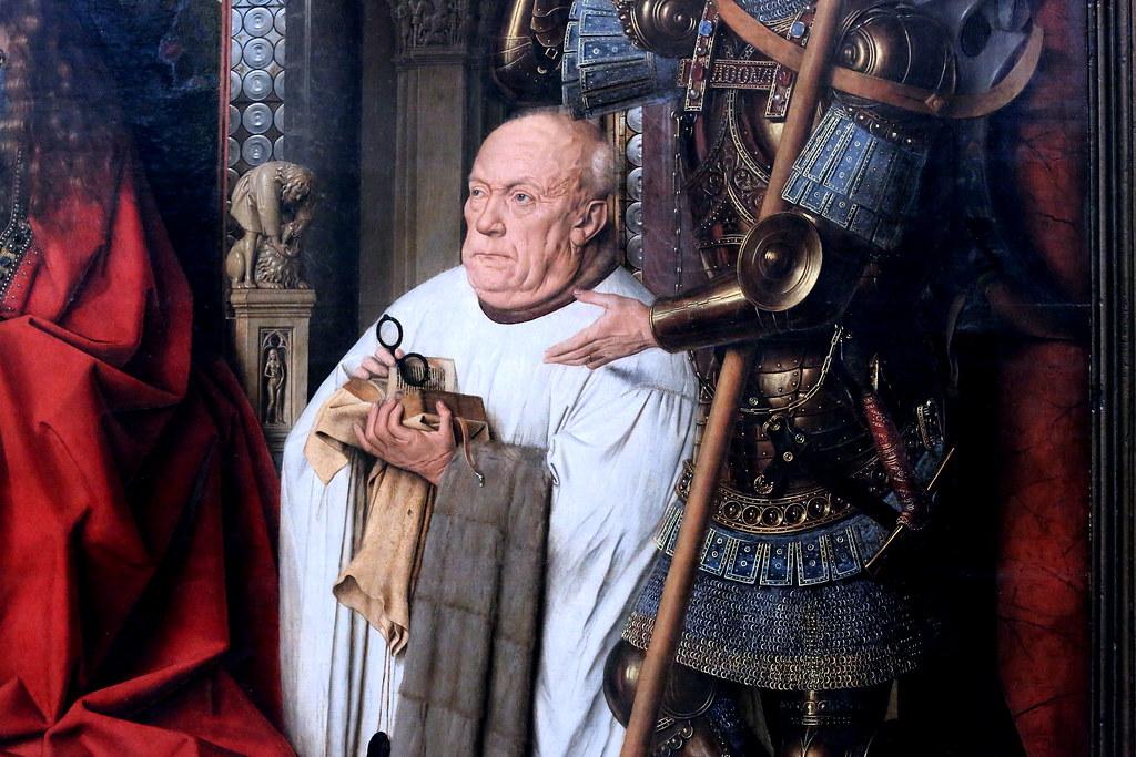 Van Img Jan Eyck1390 Du 3193r 1441BrugesLa Ch…Flickr Vierge l1c5uTK3JF