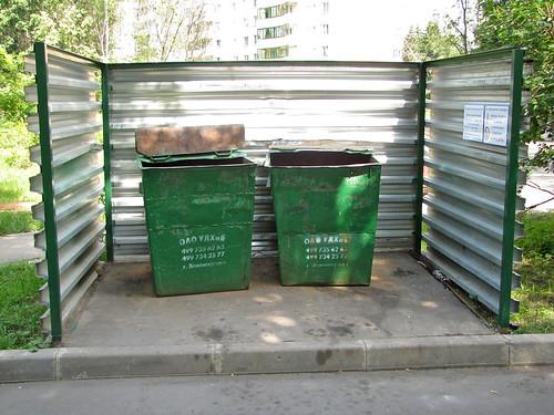 Правительство готовит новую схему оплаты за вывоз мусора