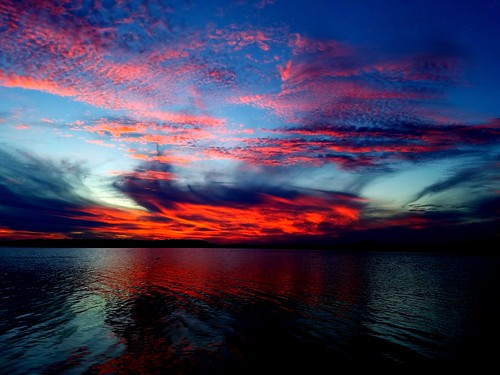 sunset cloudporn pensacola clouds water samsung galaxys7 dst365