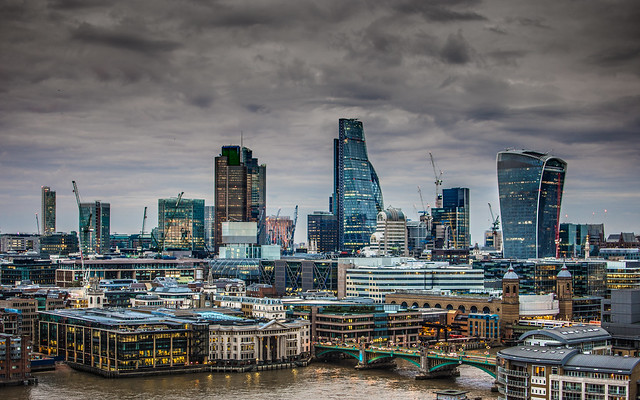 Stormy & Serious London