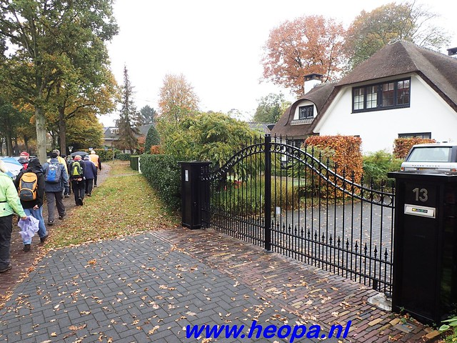 2016-11-09  Gooimeer tocht   25 KM   (91)