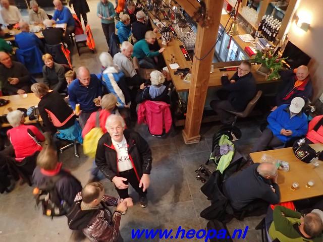 2016-11-09  Gooimeer tocht   25 KM   (118)
