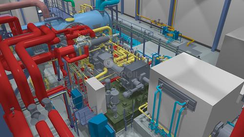65 MW Steam Turbine