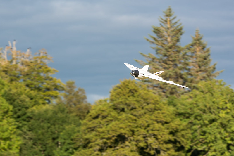 Phil flying his FPV Wing.