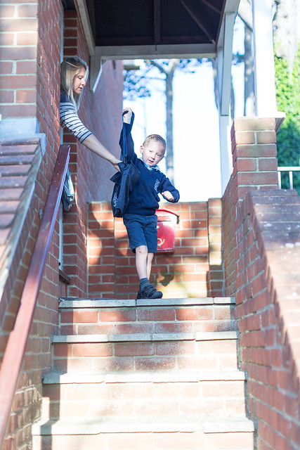 First day at School - IMG_4288