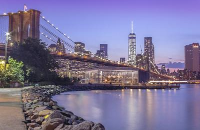 Brooklyn Bridge Summer